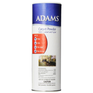 adams flea powder