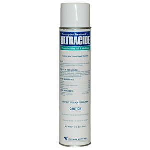 ultracide professional flea premise spray