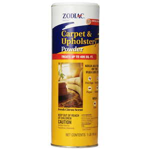 Flea Powder for Carpets