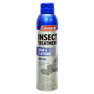 Coleman Clothing and Gear Repellent