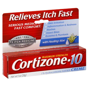 cortizone 10 hydrocortisone lotion