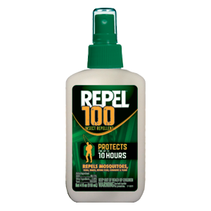 Repel 100 DEET insect repellent