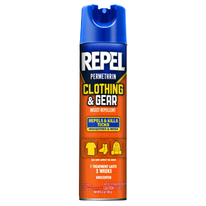 Repel Clothing and Gear Repellent