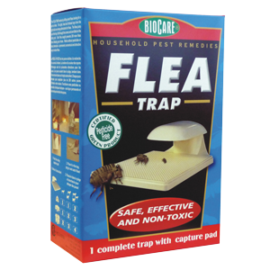 springstar flea trap for homes