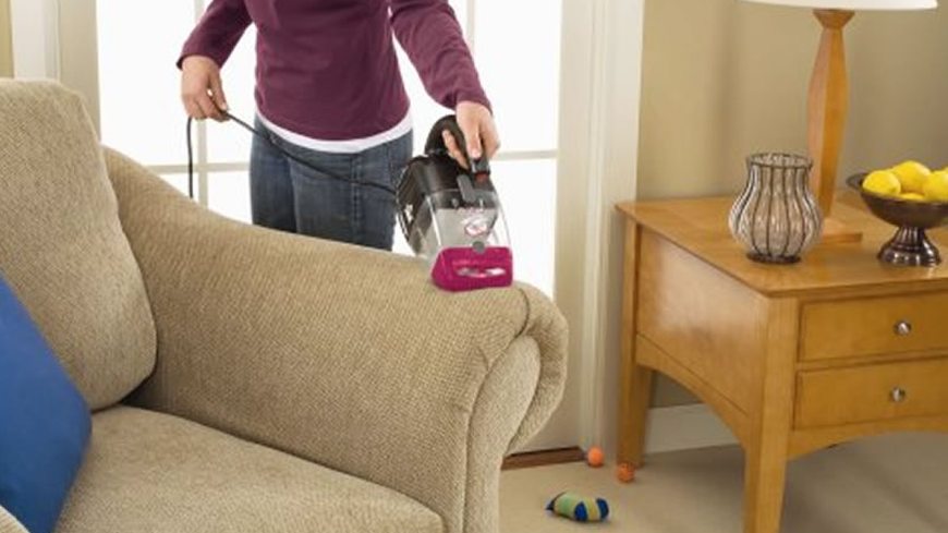 bissell pet hair eraser - Best Vacuum For Furniture