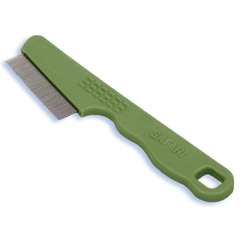 safari cat flea comb