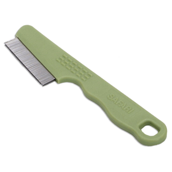 safari dog flea comb