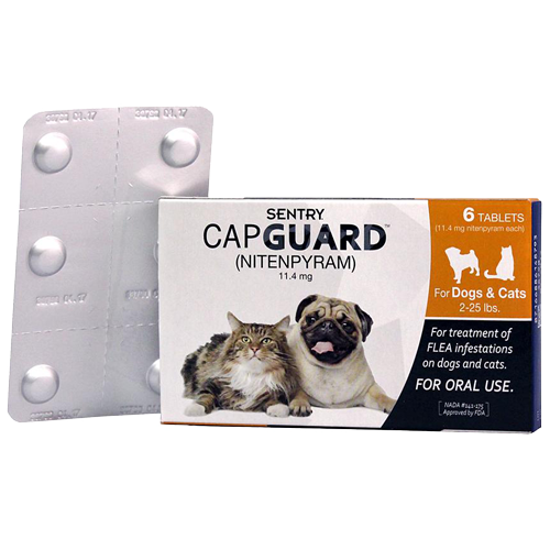 Generic Alternatives To Capstar For Dogs And Cats