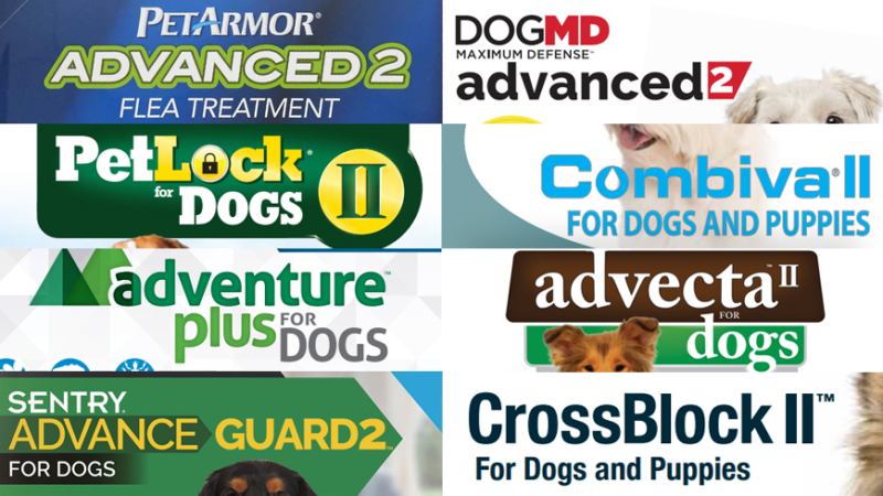 Generic Alternatives to Advantage II for Dogs