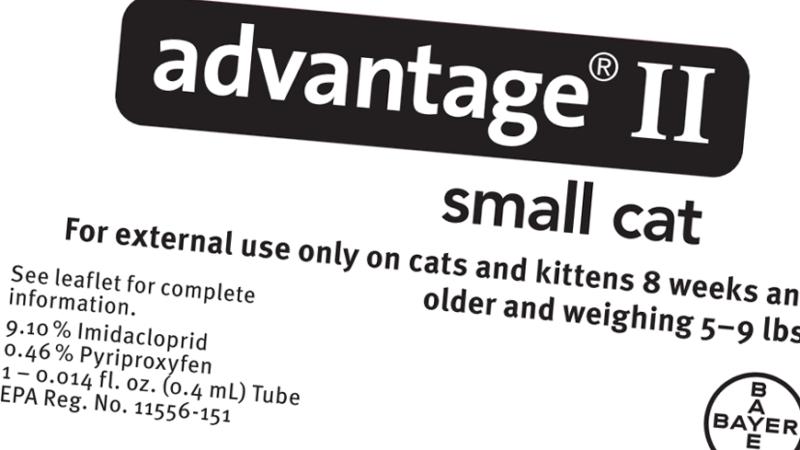 K9 advantix ii dosage fleascience advantage ii for cats dosage fandeluxe Gallery