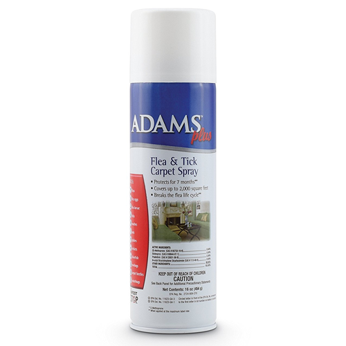 Adams Plus Flea Amp Tick Carpet Spray Review Fleascience