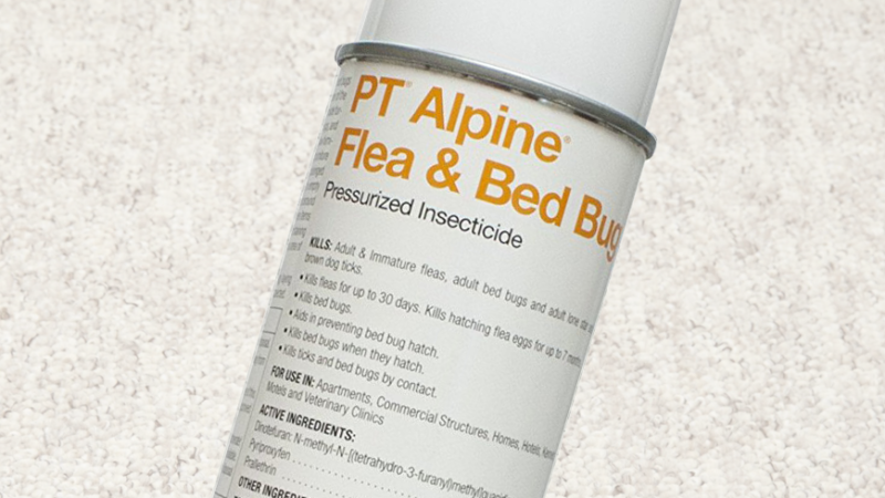 PT Alpine Flea & Bed Bug Review